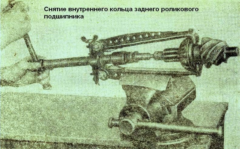 Сателлиты дифференциала заднего моста ГАЗ 24